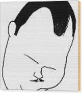 Paul Whiteman (1890-1967) Wood Print
