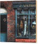 Pawnbroker's Shop Wood Print