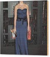 Penelope Cruz At Arrivals For 14th Wood Print