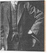 Percival Lowell, American Astronomer Wood Print