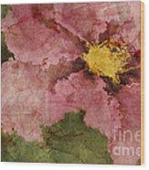 Petaline - Ar01bt05 Wood Print