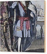 Peter The Great Wood Print
