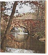 Petit Jean State Park Wood Print