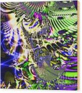Phantasm Wood Print