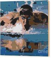Phelps 1 Wood Print by George Pedro