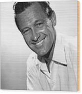 Picnic, William Holden, 1955 Wood Print by Everett