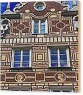 Picturesque Gdansk Wood Print