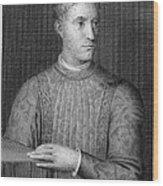 Piero De Medici (1414-1469) Wood Print