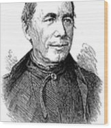 Pietro Angelo Secchi Wood Print