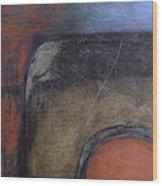 Pillar Arch And Disc II Wood Print