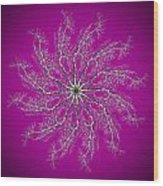 Pinwheel IIi Wood Print