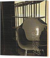 Pioneer Press Wood Print