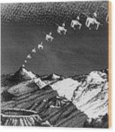 Pioneer Venus 1, 1978 Wood Print