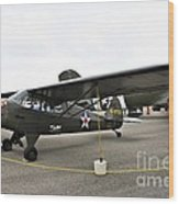 Piper L4 Grasshopper Usa Wood Print