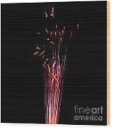 Pistillate Flower Wood Print