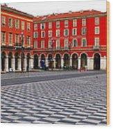 Place Massina Wood Print