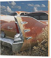 Plymouth Belvedere Wood Print