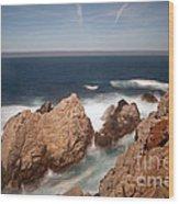 Point Lobos Number One Wood Print