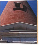Ponce De Leon Lighthouses Wood Print
