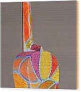 Pono Tenor Ukulele Wood Print