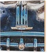 Pontiac Silver Streak Wood Print