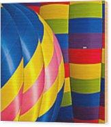 Pop Of Color Wood Print