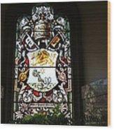 Pope John Paul In Denver Wood Print