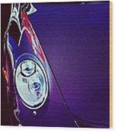 Porsche Gt3 Rs Wood Print