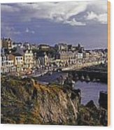 Portstewart, Co Derry, Ireland Seaside Wood Print