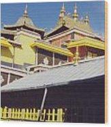 Potala Palace 1 Wood Print
