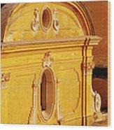 Praiano Church Wood Print