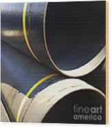 Preconstruction Twelve Wood Print