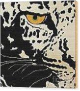 Preditor Or Prey Wood Print