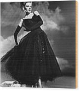 Presenting Lily Mars, Judy Garland, 1943 Wood Print by Everett