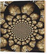 Primrose Design Wood Print
