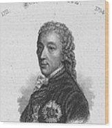 Prince Of Kaunitz-rietberg Wood Print