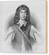 Prince Rupert (1619-1682) Wood Print
