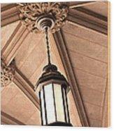 Princeton Light Wood Print