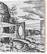 Properties Of Light, 1685 Wood Print
