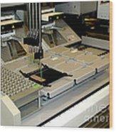 Proteomic Pattern Analysis Wood Print