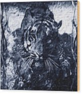 Prowler Wood Print