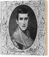 Prudence Crandall, American Educator Wood Print