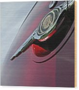 Pt Cruiser Emblem Wood Print