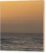 Puerto Vallarta Sunset Wood Print