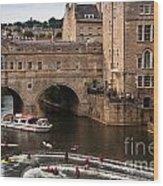 Pulteney Bridge Wood Print