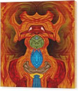 Pygmie Wood Print