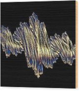 Quaternionic Fractals Wood Print