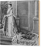 Queen Alexandra, 1902 Wood Print by Omikron