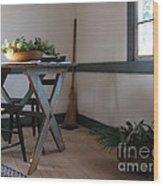 Quiet Corner  Wood Print
