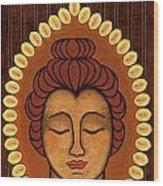 Radiant Peace Wood Print